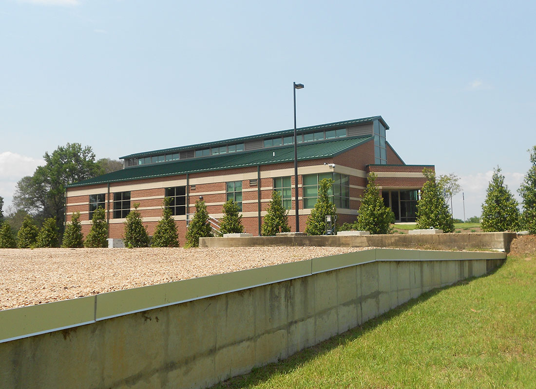 Fort Benning Water Treatment Plant